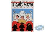 Reduced price European comic books, Gang Mazda (Le) : Le Gang Mazda roucoule