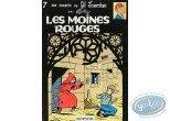 Listed European Comic Books, Gil Jourdan : Les moines rouges