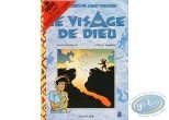 Listed European Comic Books, Jimmy Tousseul : Le visage de Dieu (good condition)