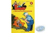 Listed European Comic Books, Lou : L'Héritage de Mortepierre