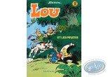 Listed European Comic Books, Lou : Lou et les Pirates