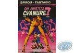 Listed European Comic Books, Spirou and Fantasio : Qui Arretera Cyanure ?