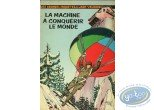 Listed European Comic Books, Valhardi : La machine a conquerir le monde (nearly good condition)