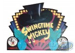 Offset Print, Mickey Mouse : Disney, Swingtime Mickey