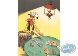 Offset Print, Lucky Luke : Poker