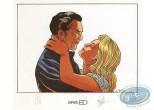 Bookplate Offset, Maîtres de l'Orge (Les) : The Kiss