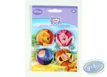 Pin's, Winnie the Pooh : 4 buttons Winnie the Pooh, Disney