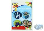 Pin's, Toy Story : 4 buttons Toy Story, Disney