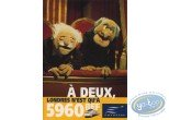Post Card, Muppet Show (Le) : Advertising cards, Muppets for Eurostar