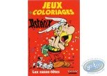 Children's Book, Astérix : Games and colourings, Puzzles (Small format)