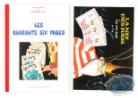 Limited First Edition, Nef des Fous (La) : Les quarante six pages