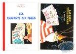 Limited First Edition, Nef des Fous (La) : Les quarante six pages
