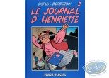 Listed European Comic Books, Journal d'Henriette (Le) : Le Journal d'Henriette