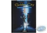 Special Edition, Golden City : Deluxe comic book, Malfin, Golden City volume 2 : Banks contre Banks