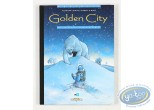 Special Edition, Golden City : Deluxe comic book, Malfin, Golden City volume 3 : Nuit polaire (not complete)