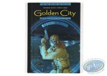 Special Edition, Golden City : Deluxe comic book, Malfin, Golden City volume 5 : Le dossier Harrison
