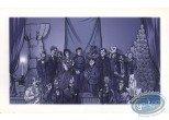 Bookplate Offset, Ombre de l'Echafaud (L') : Family Portrait
