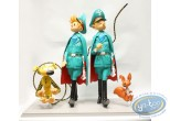 Resin Statuette, Spirou and Fantasio : The Dictator & the Mushroom