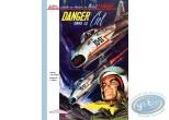 Deluxe Edition, Tanguy et Laverdure : Uderzo, Danger dans le ciel (deluxe special edition)