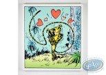 Printed Canvas, Marsupilami : Marsupilamie in Love