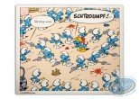 Printed Canvas, Smurfs (The) : The Last Ones