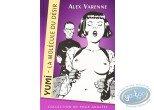 Adult European Comic Books, Yumi : La molécule du désir