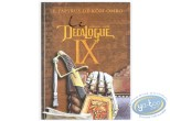 Listed European Comic Books, Décalogue (Le) : Le Décalogue IX, Le Papyrus de Kôm-Ombo