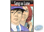 Listed European Comic Books, Sang de Lune : Sang Marelle (nearly good condition + bookplate)
