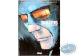 Listed European Comic Books, Tanatos : L'année sanglante + Autograph