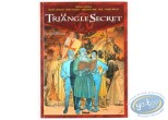 Listed European Comic Books, Triangle Secret (Le) : Le Testament du fou