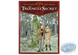 Listed European Comic Books, Triangle Secret (Le) : Le Jeune Homme au Suaire
