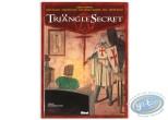 Listed European Comic Books, Triangle Secret (Le) : De cendre et d'or