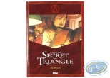 Listed European Comic Books, Triangle Secret (Le) : Dans le secret du Triangle