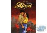 Listed European Comic Books, Gil Saint André : Fugitif