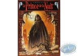 Listed European Comic Books, Prince de la Nuit (Le) : Le Prince de la Nuit, Pleine Lune
