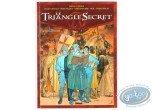Listed European Comic Books, Triangle Secret (Le) : Le Testament du fou