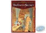 Listed European Comic Books, Triangle Secret (Le) : L'Evangile oublié