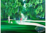 Lithography, Illustrateur : Golf