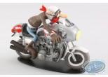 Resin Statuette, Joe Bar Team : Gunter kotte Tour - Munch Mamouth 1200 TTS
