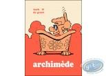 European Comic Books, Archimède : Archimède