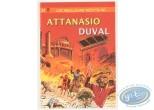 European Comic Books, Les meilleurs récits de Attanasio et Duval, N°23