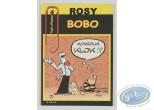 Reduced price European comic books, Bobo : Bobo, Rosy, Traits d'humour N°4