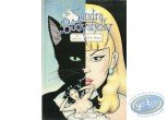 Adult European Comic Books, Sandra Bodyshelly : Le chat noir