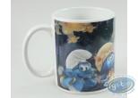 Tableware, Smurfs (The) : Mug Smurf The lost village - The Smurfettes