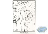 Bookplate Offset, Slhoka : Griffin