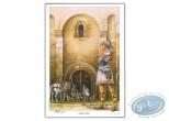Bookplate Offset, Dernière Fée du Pays d'Arvor (La) : Castle Gate