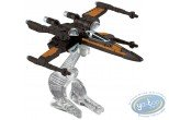 Toy, Star Wars : Poe's X-Wing fighter