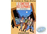 Listed European Comic Books, Freddy Lombard : Le cimetière des éléphants