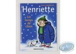 Reduced price European comic books, Henriette : Un temps de chien