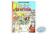 Used European Comic Books, Lucien : Le retour (red title) (occasion)